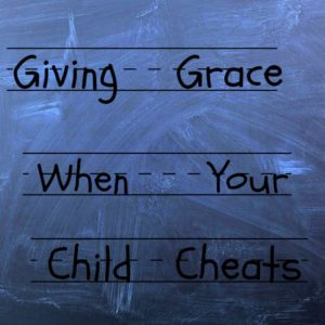 grace for cheating
